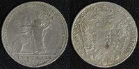 Taler 1763 Nürnberg Stehende Noris f.ss/ kl. Stempelfehler  160,00 EUR  +  10,00 EUR shipping