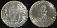 5 Franken 1926 B Schweiz Confoederatio Helvetica vz+  185,00 EUR  +  10,00 EUR shipping