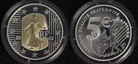5 Euro 2002 Frankreich Säerin - selten PP*  115,00 EUR  +  10,00 EUR shipping