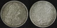 Taler 1737 (1) Österreich-Habsburg Karl VI. - Hall in Tirol ss/ leichte... 265,00 EUR  +  10,00 EUR shipping