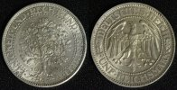 5 Mark 1930 A Weimarer Republik Eichbaum vz+  240,00 EUR  +  10,00 EUR shipping