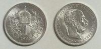 1 Krone 1895 Österreich Franz Joseph I. f.st  80,00 EUR  +  10,00 EUR shipping