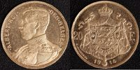Belgien 20 Francs 1914 vz Albert I. 330,00 EUR 
