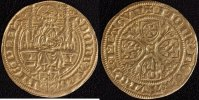 Mainz, Erzbistum Goldgulden o.J. (1464-65) ss-vz Adolf II von Nassau (14... 1100,00 EUR 