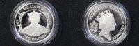 2 Pfund 1989 Guernsey 2 Pounds Guernsey 1989 1100. Todestag William II ... 99,00 EUR  +  10,00 EUR shipping