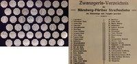 Satz Straba Notgeld 1921 Nürnberg Straba- Notgeld - 45 Münzen vz/st  95,00 EUR  +  10,00 EUR shipping