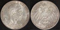 2 Mark 1905  Schwarzb. Sondershausen Karl Günther 1880-1909 vz-st  140,00 EUR