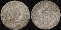 6 Kreuzer 1725 Österreich-Habsburg Karl VI. - (1711-1740) vz  60,00 EUR