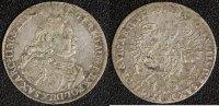 Vikariatsgroschen 1740 Sachsen Friedrich August II.(1766-66) ss, Prschw.  55,00 EUR