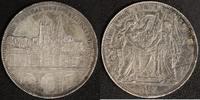 5 Franken 1876 Schweiz Schützenfest Lausanne fast vz  150,00 EUR