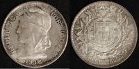 50 Centavis 1916 Portugal  vz  35,00 EUR  +  10,00 EUR shipping