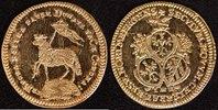 1/2 Dukat Lamm 1700 Nürnberg I.M.F., vz-st  650,00 EUR  +  10,00 EUR shipping