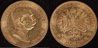 10 Kronen 1908 Österreich  vz  155,00 EUR  +  10,00 EUR shipping