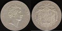 Vereins-Doppel-Taler  1845 Braunschweig  Wilhelm  ss, kl.Srf.  280,00 EUR