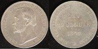 V-Taler 1869 Sachsen-Coburg-Gotha Ernst II. (1844-93) vzs-ss  220,00 EUR