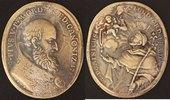 Bronze-Medaille vergoldet 1712 Vatikan Pius V. (1566-72) s-ss, Hksp  190,00 EUR  +  10,00 EUR shipping
