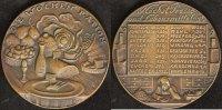 Bronze-Medaille 1919 Deutschland / Götz Wochenration vz  320,00 EUR  +  10,00 EUR shipping
