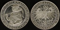 AG-Medaille, Doppelguldengewicht 1885 Österreich 2. Bundesschießen vz  440,00 EUR