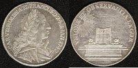 Krönungsjeton 1742 Frankfurt Karl VII.  vz  190,00 EUR  +  10,00 EUR shipping