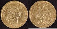1/2 Karolin 1731 Bayern, Kurfürstentum Karl Albert (1726-45) ss-vz, sel... 900,00 EUR