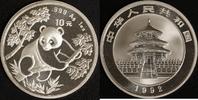 10 Yuan 1992 China Panda st in Kapsel  90,00 EUR  +  10,00 EUR shipping