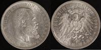 5 Mark 1908 Württemberg Wilhelm II. ss  40,00 EUR  +  10,00 EUR shipping