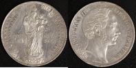 D-Gulden 1855 Bayern Max II. Joseph ss, Kratzer  35,00 EUR  +  10,00 EUR shipping