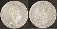 2 Mark 1904 Preußen Wilhelm II. (1888-1918) ss-  15,00 EUR  +  10,00 EUR shipping