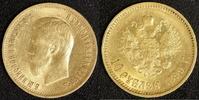 10 Rubel 1899 Russland Nikolaus II.   400,00 EUR  +  10,00 EUR shipping