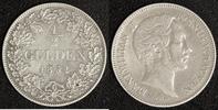 1/2 Gulden 1851 Bayern Max II. Josef ss  35,00 EUR  +  10,00 EUR shipping