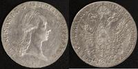 Kronentaler 1824 A Österreich Franz II. ss  100,00 EUR  +  10,00 EUR shipping
