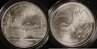 1 Dollar 1994 USA Kriegsgefangenendenkmal st / OVP/ Zert./ Etui  40,00 EUR  +  10,00 EUR shipping