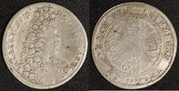 1/6 Taler 1693 Sachsen-Coburg Albrecht III. s-ss  50,00 EUR  +  10,00 EUR shipping