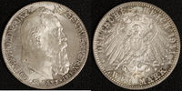 2 Mark 1911 Bayern Prinzregent vz  20,00 EUR  +  10,00 EUR shipping
