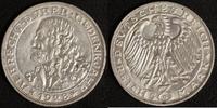 3 Mark 1928 Weimar A. Dürer vz, kl.Rf  320,00 EUR  +  10,00 EUR shipping