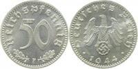 50 Pfennig 1944 F  1944F prfr Erstabschlag (EA)! !! prfr  115,00 EUR  +  8,50 EUR shipping