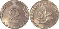 2 Pfennig 68G auf 1 Pfennig Rohling 2,03 Gr.!!!   148,00 EUR  +  10,00 EUR shipping