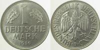 1956 D  1 DM 1956D bfr/stgl bfr  /  stgl  197,00 EUR