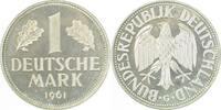 1 DM 1961 G  1961G PP . .70Exemplare PP  625,00 EUR  +  8,00 EUR shipping