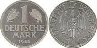 1958 D  1 DM 1958D PP . 40 Exemplare PP  540,00 EUR