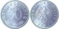 50 Pfennig 1941 F  1941F stgl/prfr/stgl   110,00 EUR  +  8,50 EUR shipping