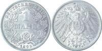 1 Mark 1893 D  1893D prfr/stgl 9 i.Jsz. überprägt!! prfr  /  stgl  135,00 EUR  +  8,00 EUR shipping
