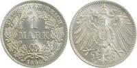 1 Mark 1896 D  1896D stgl. min. Stelle auf der 1 stgl.  149,00 EUR  +  8,00 EUR shipping