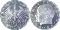 2 DM 1958 J  1958J Max Planck PP. 100Exemplare   350,00 EUR  +  8,00 EUR shipping