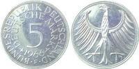 1966 F  5 DM 1966F PP .325 Exemplare !!!! PP  985,00 EUR  +  10,00 EUR shipping