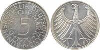 1970 G  5 DM 1970G WS: l.dezent/f.st!!   185,00 EUR  +  10,00 EUR shipping