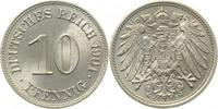 10 Pfennig 1901 E  1901E prfr/stgl!! prfr  /  stgl!!  140,00 EUR  +  8,00 EUR shipping