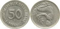 50 Pfennig 1950 G  1950G S180 Franz.Prägung   145,00 EUR  +  8,00 EUR shipping