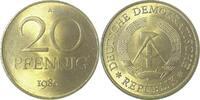 1980 A  20Pfennig DDR 1980A stgl./matt stgl./matt  125,00 EUR  +  8,50 EUR shipping