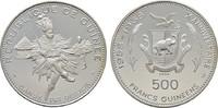500 Francs 1969. GUINEA Republik. Polierte Platte.  60,00 EUR  +  6,70 EUR shipping